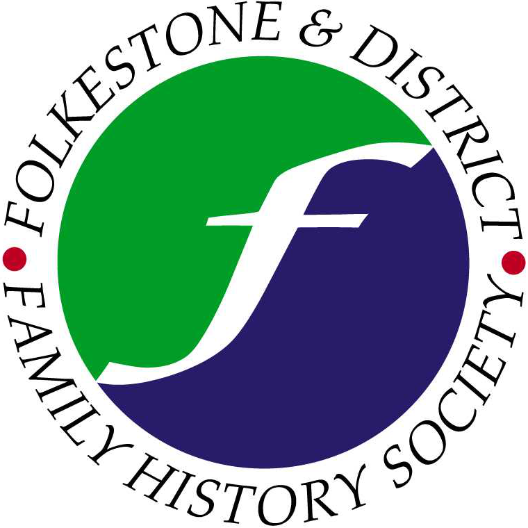 Logo of Folkestone and District Family History Society